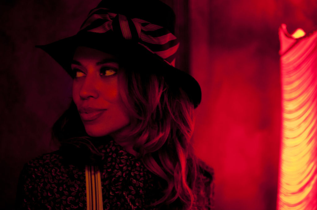 Natasha Diggs: il magico potere della musica nera
