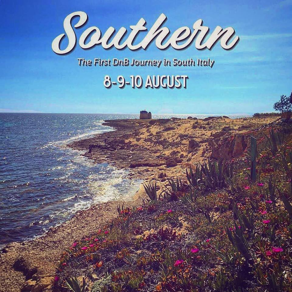 SOUTHERN: The first DnB journey in South Italy